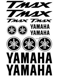 Motorcycle Decal Stickers
