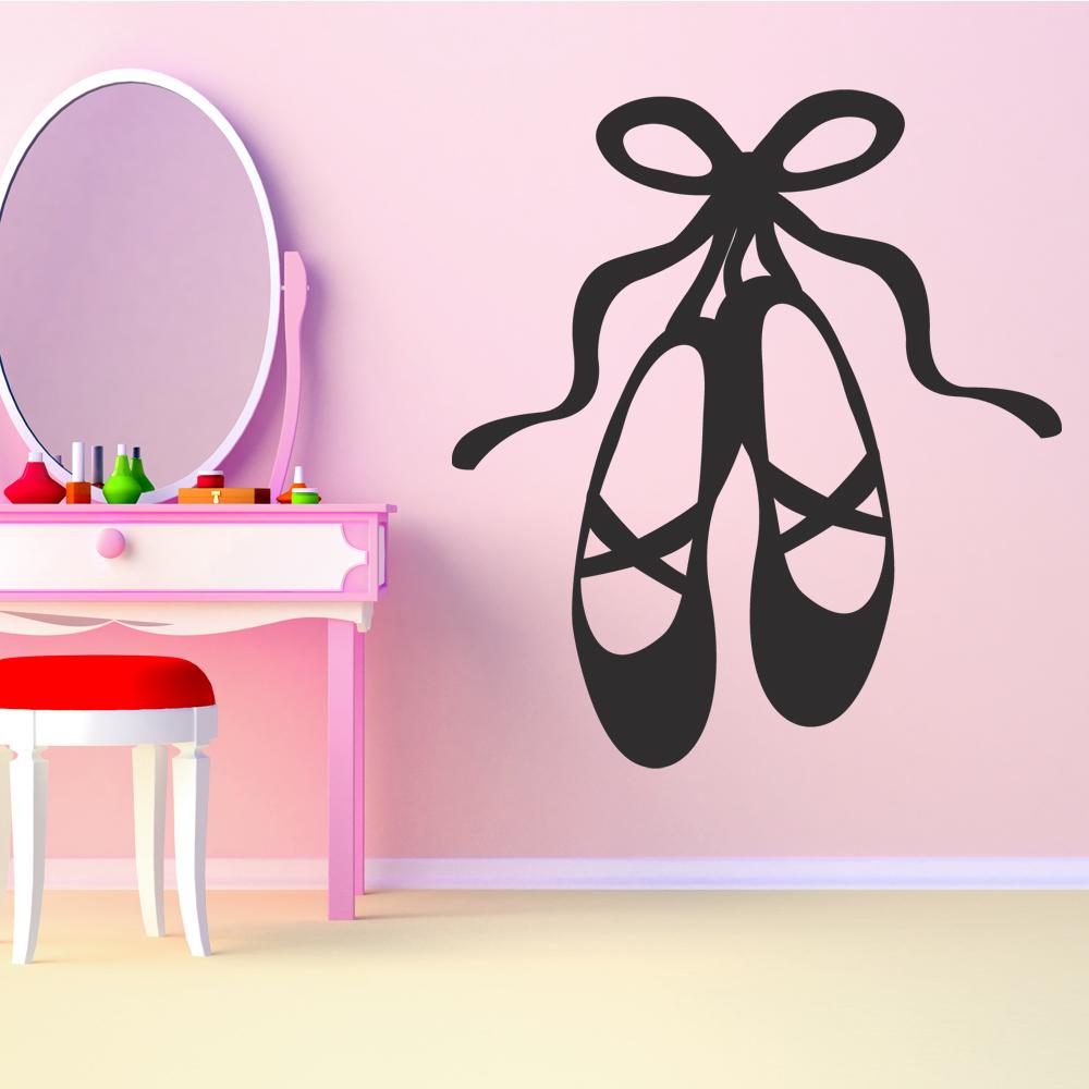 Wallstickers folies ballerina wall stickers ballerina wall stickers amipublicfo Gallery