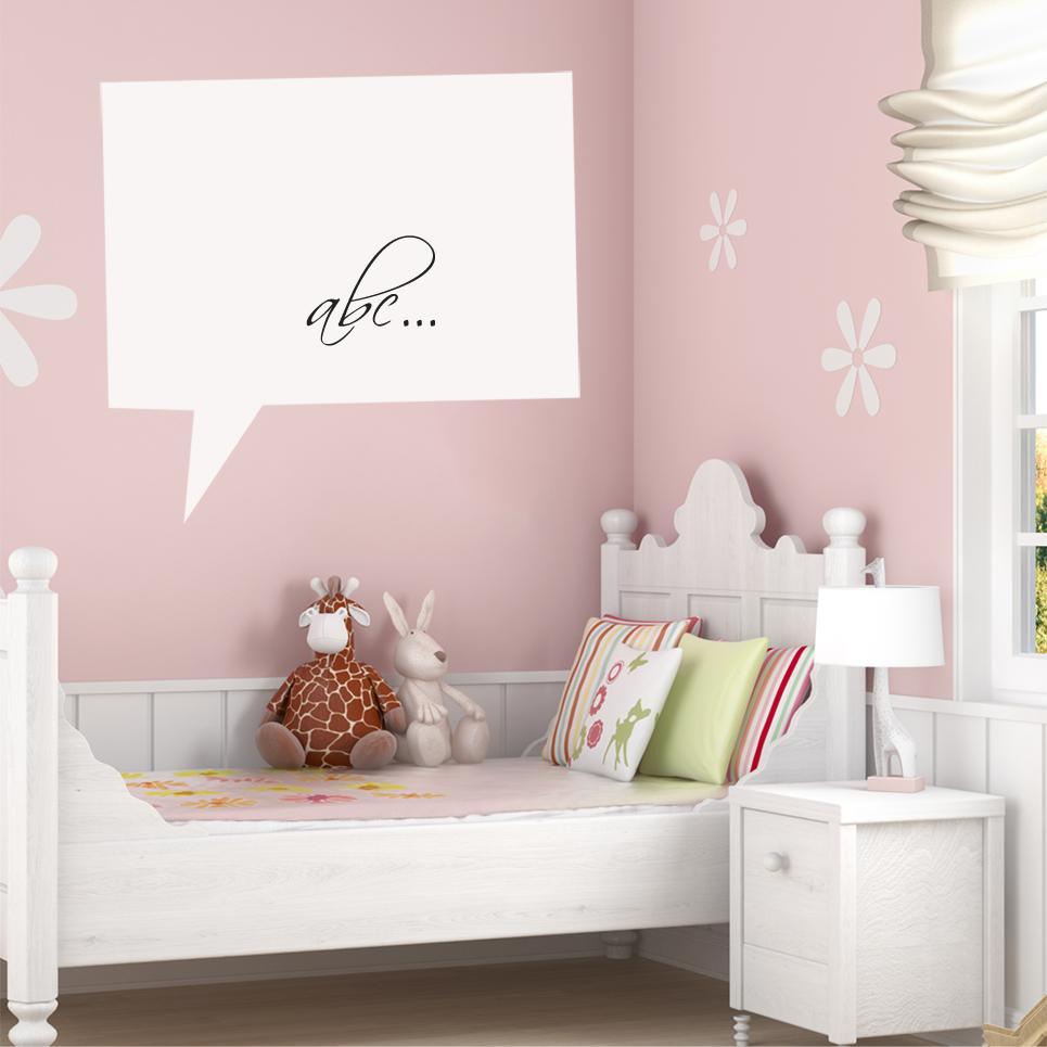 wallstickers folies bubble whiteboard wall stickers magic whiteboard office decor vinyl wall sticker wallpaper
