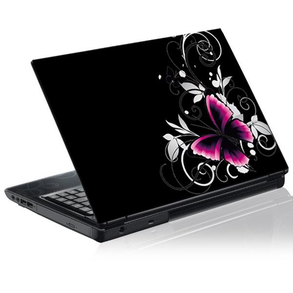 Wallstickers folies : Butterflies Laptop Skins