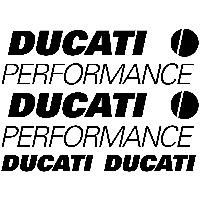 Ducati Vintage Decals