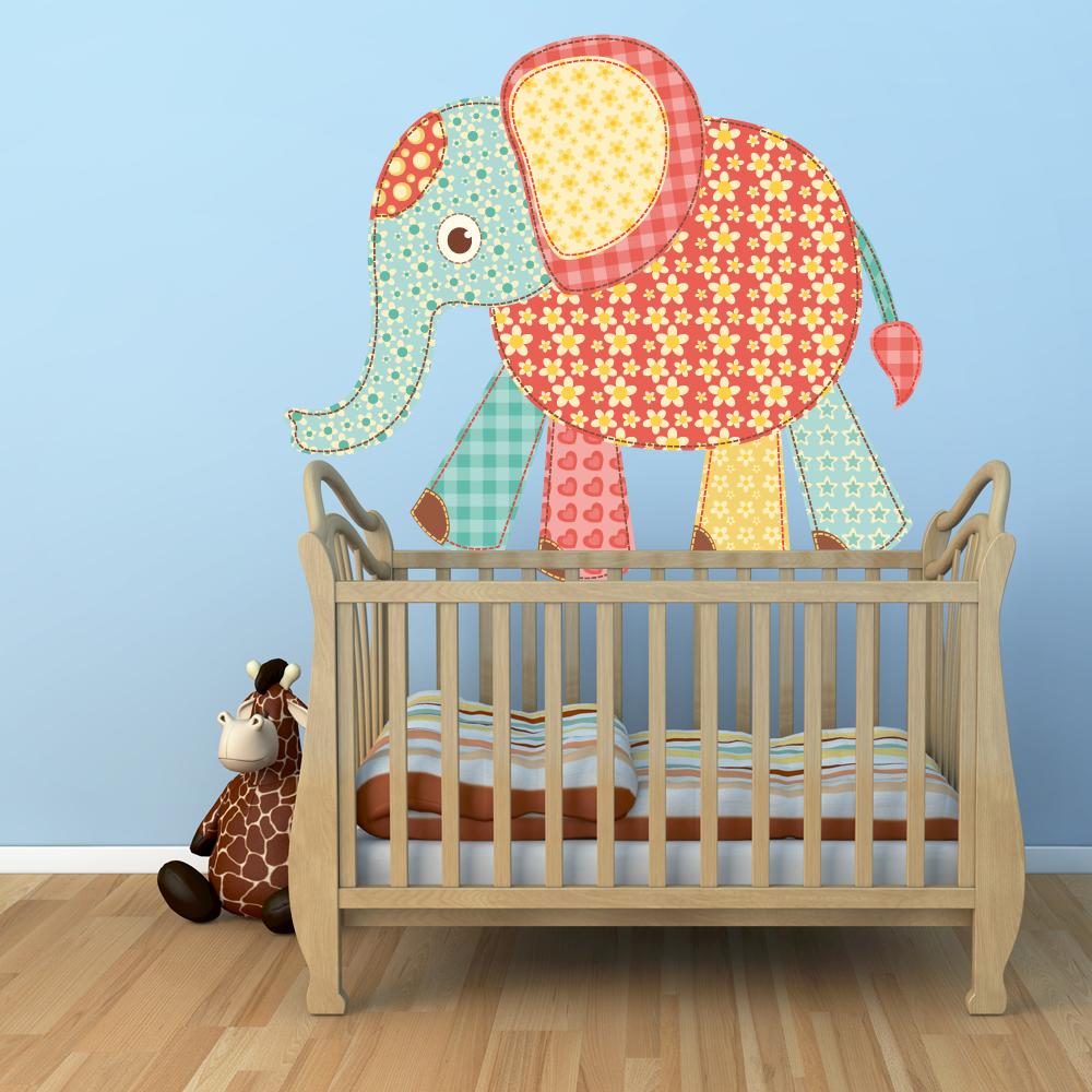 Wallstickers folies elephant wall stickers elephant wall stickers amipublicfo Choice Image