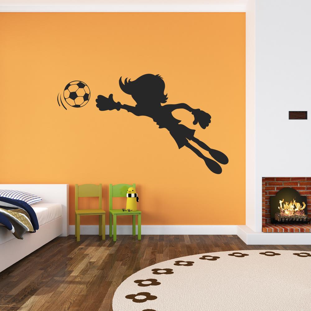 wallstickers folies football wall stickers football players wall sticker wall stickers