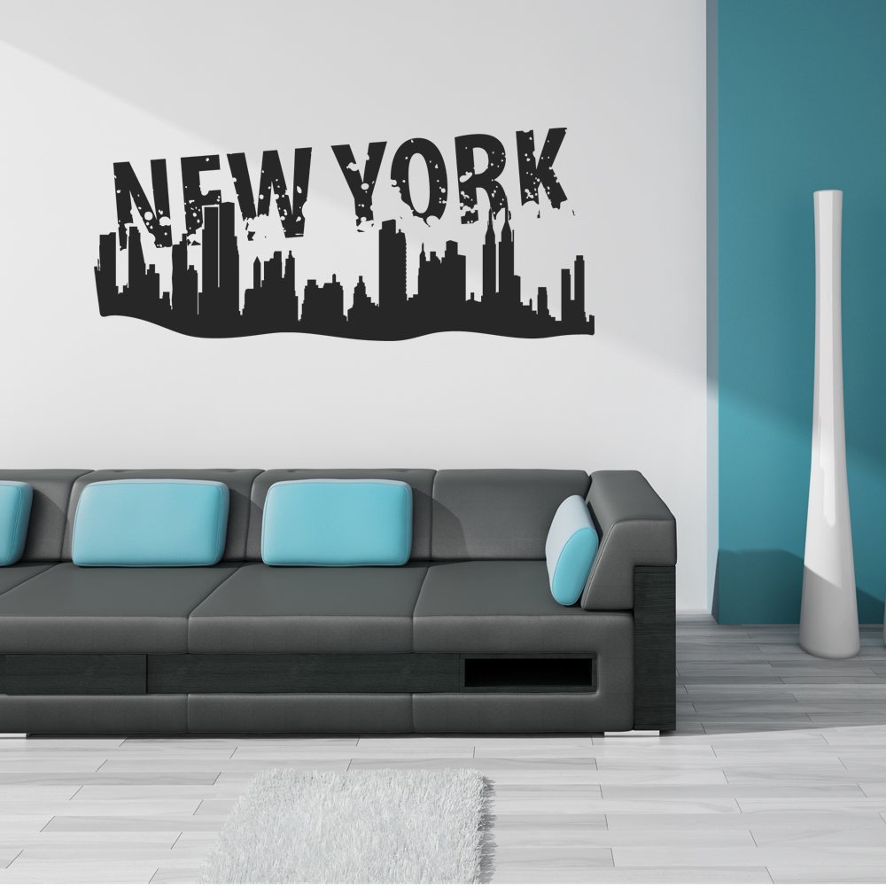 wallstickers folies new york wall stickers stickers new york images