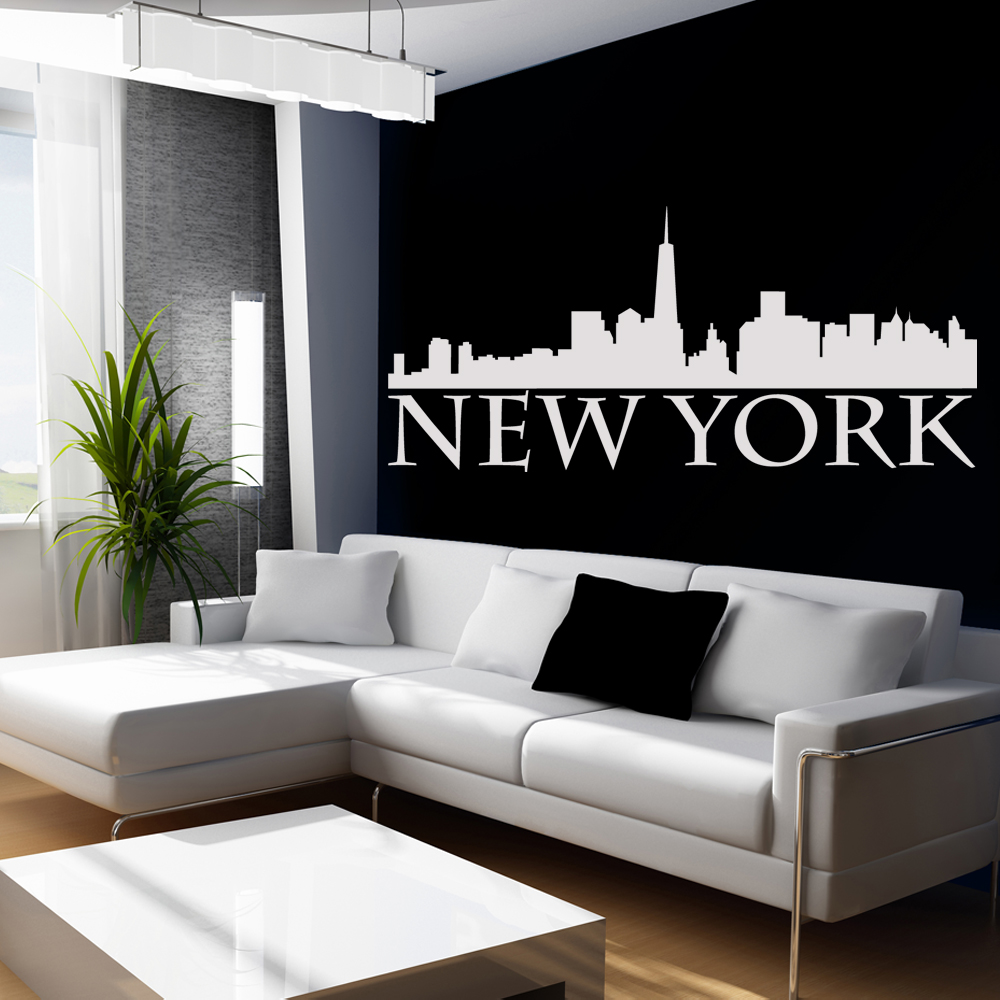 New York Wall Stickers Part 87