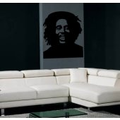 Bob Marley Wall Stickers