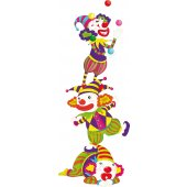 Clowns Wall Stickers