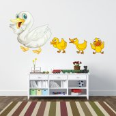 Duck Wall Stickers
