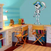 Skeleton Wall Stickers