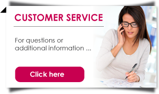 Customer service We are available from Monday to Friday from 10am to 13pm 09 67 02 78 61 Cost of a local call Write us